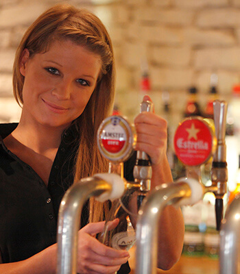 Bar jobs at The Derby Arms