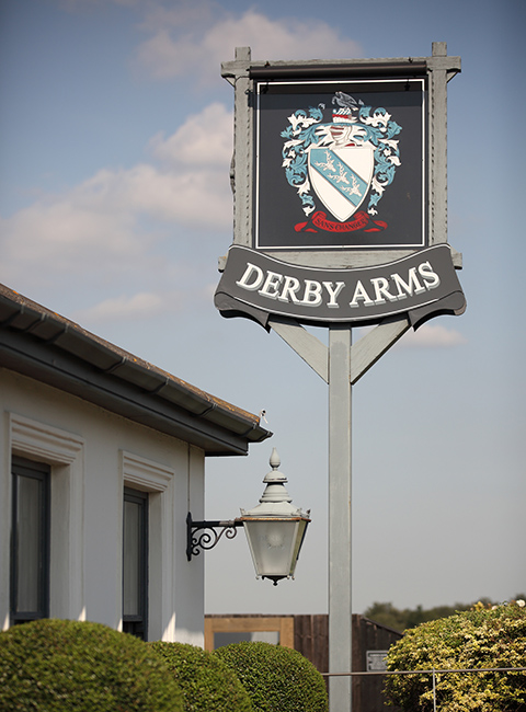 A little about The Derby Arms